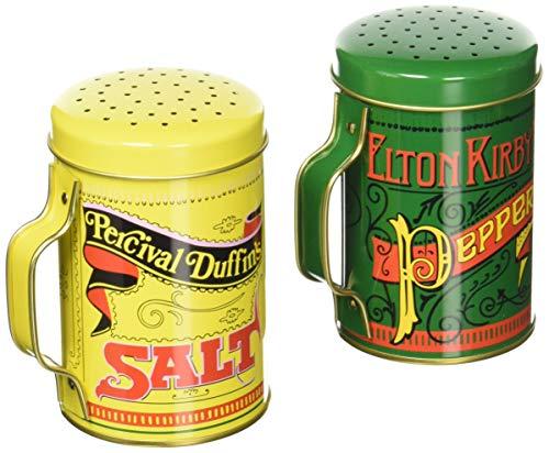Norpro 713 Salt and Pepper Shaker Set Multicolor