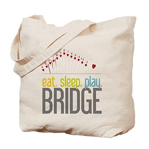 CafePress - Bridge - Natural Canvas Tote Bag Cloth Shopping Bag