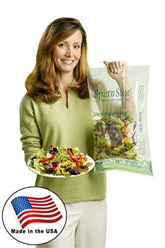 Argee RG900-12 FBA_RG900 Salad Spinner Storage Bag 12