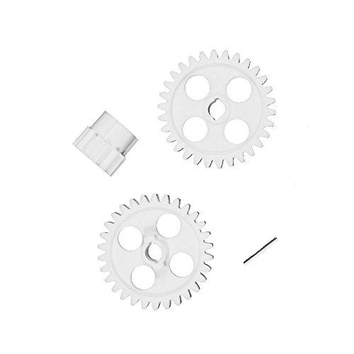Dynamic International Complete Gear Set f Salad Spinner SD92  SD99