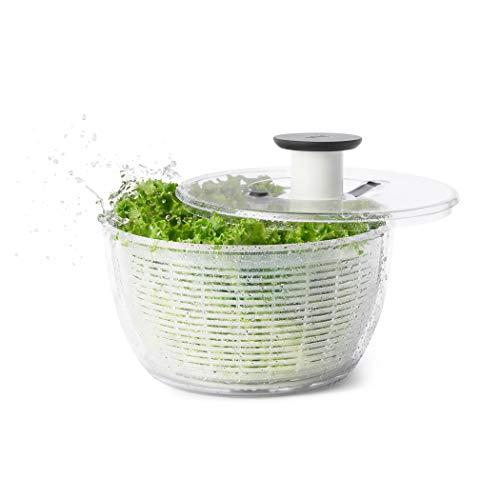 OXO Good Grips Salad Spinner Medium Clear