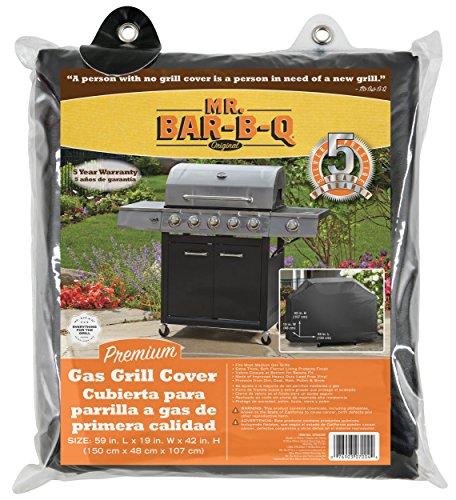 Mr Bar B Q 07004XEF Premium Medium Grill Cover