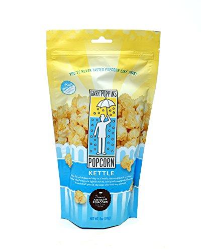 Gary Poppins Kettle Popcorn Bag 6oz
