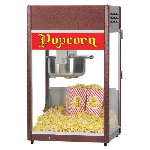 Gold Medal 2086 P-60 2086 Kettle Popcorn Popper 6 oz wCart