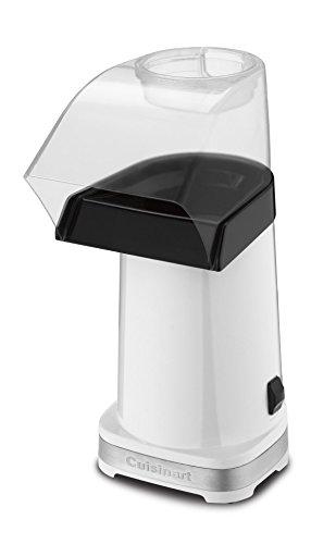 Cuisinart CPM-100W EasyPop Hot Air Popcorn Maker White Renewed