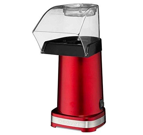 Cuisinart EasyPop Hot Air Popcorn Maker Red
