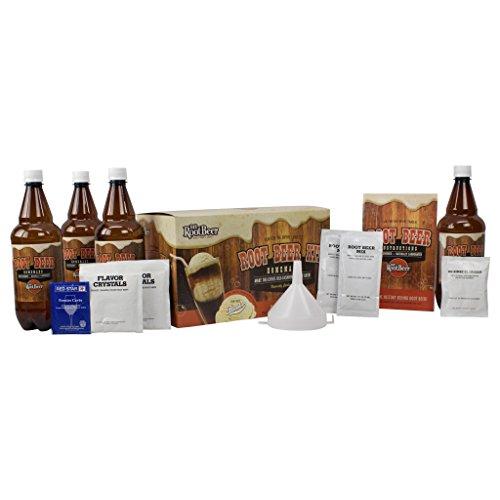 Mr Root Beer Home Brewing Root Beer Kit