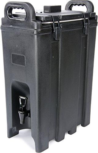 Carlisle LD500N03 Cateraide Insulated Beverage ServerDispenser 5 Gallon Black