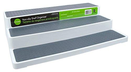 Non-slip 3 Tier Shelf Cabinet Organizer Spice Rack