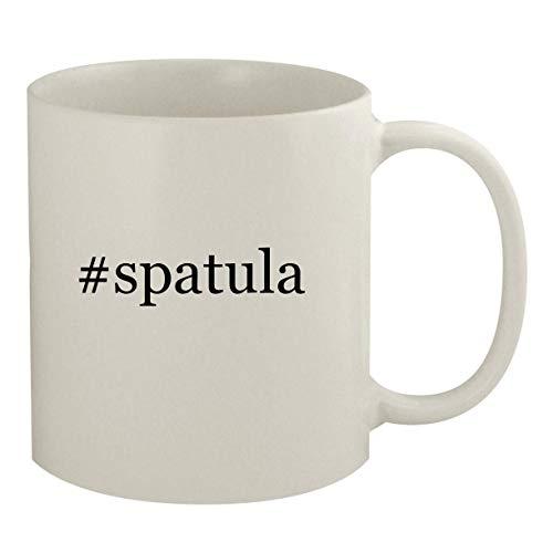 spatula - 11oz Hashtag White Coffee Mug