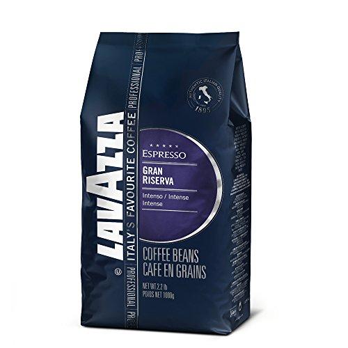 Lavazza Gran Riserva Espresso Coffee Beans 6 22lb bags