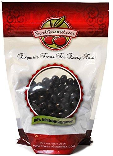 SweetGourmet Dark Chocolate Espresso Coffee Beans 16 Oz