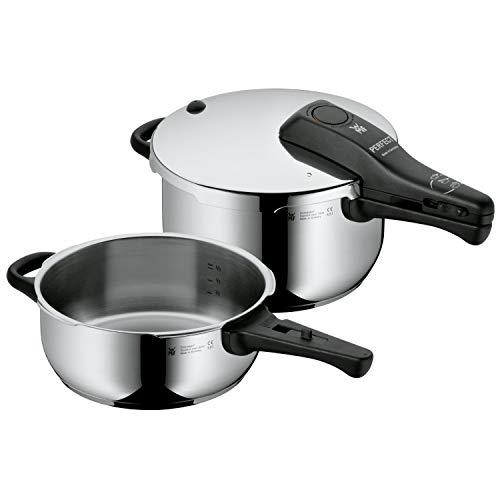 WMF 792659990 Pressure Cooker Set Perfect Rds 2 Piece 22 cm