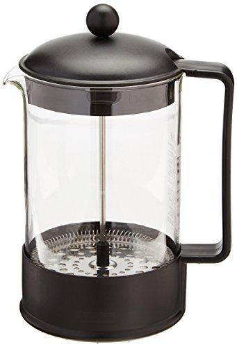 Bodum BRAZIL Coffee Maker French Press Coffee Maker Black 51 Ounce 12 Cup
