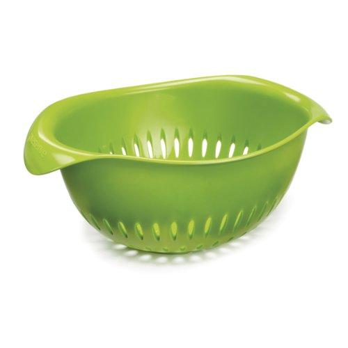 Preserve 1-1/2-quart Plastic Colander, Green
