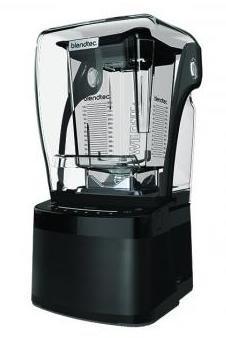 Blendtec Stealth Model 875 Countertop Blender With 2 Fourside Jars