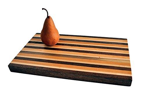 Woodworkers Classic American Hardwood Butcher Block Cutting Board Medium
