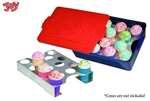Joy Ice Cream Cupcake Baking Pan Set