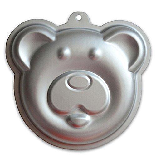 GXHUANG 78 inch Panda Cakes Aluminum Alloy Cake Baking Mold Springform Pan