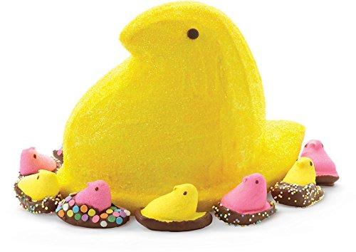 Wilton 2105-2365 3D Peeps Cake Pan Multicolor