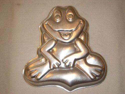 Wilton Cake Pan Frog 502-1816 1979
