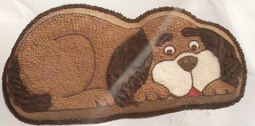 Wilton Cake Pan PuppyPupDog 2105-2430 1986