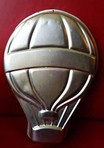 Wilton Cake Pan Upn Away Hot Air BalloonIce Cream ConeLight Bulb 502-3169 1982