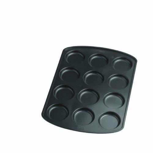 Wilton Premium Nonstick Muffin Top Pan 12-Cavity