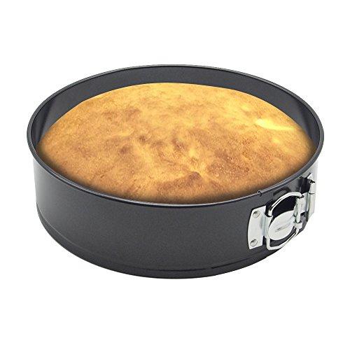HOMOW Nonstick Bakeware Springform PanCake Pan Cheesecakes Pan 10 inch