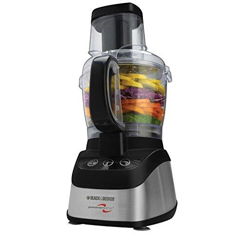 Black & Decker Fp2620s Wide-mouth Food Processor & Blender, Black/silver (certified Refurbished)