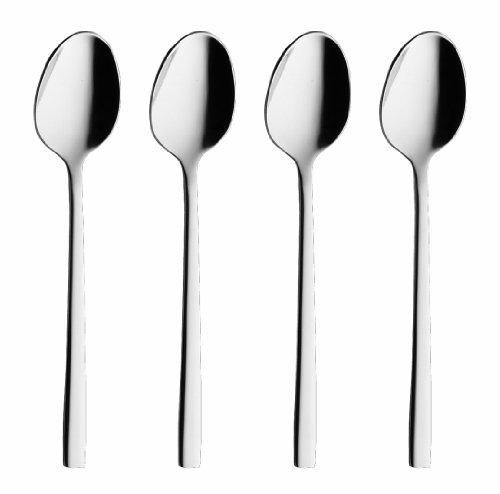 Solex 200402267 Helena Espresso Spoon Set of 4
