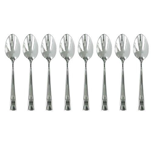 ZWILLING JA Henckels Bellasera 8-pc 1810 Stainless Steel Espresso Spoon Set