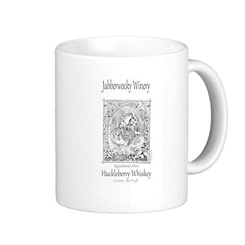 SthAmazing Jabberwocky Winery Whisky Photo Coffee Travel Mugs Coffe Mug