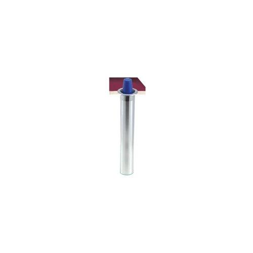 San Jamar C3200CH18 18 Tube Cup Dispenser for 6-10 Oz Paper Cups