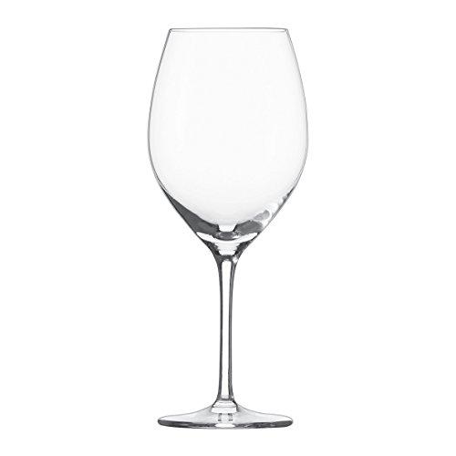 Schott Zwiesel Tritan Crystal Glass Cru Classic Stemware Collection Chardonnay White Wine Glass 138-Ounce Set of 6