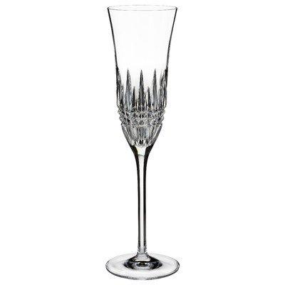 Lismore Diamond Champagne Flute Glass