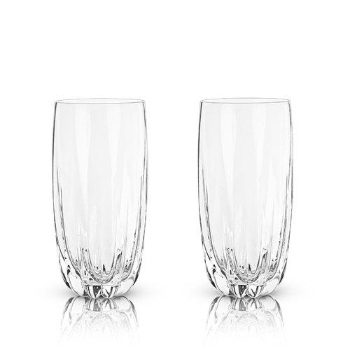 Raye Cactus Crystal Highball Glasses VISKI