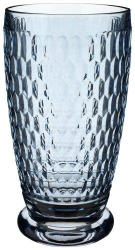 Villeroy Boch Boston Blue Crystal Highball Glass