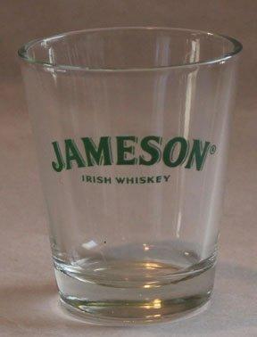 Jameson Irish Whiskey Promotional Shot Glass