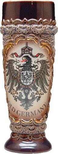 Beer Steins by King - Wheat Beer Cup OLD GERMANY CoA 05l German Beer Stein Beer Mug