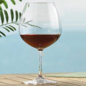 IndoorOutdoor Pinot Noir Wine Glasses - Set of 4
