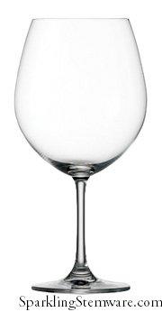 Stolzle Set of 6 Burgundy Pinot Noir Wine Glasses