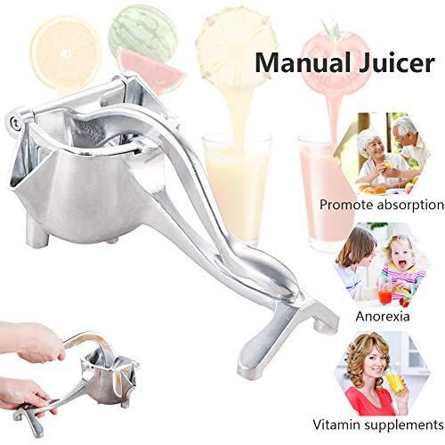 2020 New Manual Juicer - Heavy Duty Single Press Lemon Squeezer Manual Citrus Press Juicer Fruit and Vegetable JuicerHome Kitchen Juicer Tool 1 Pack