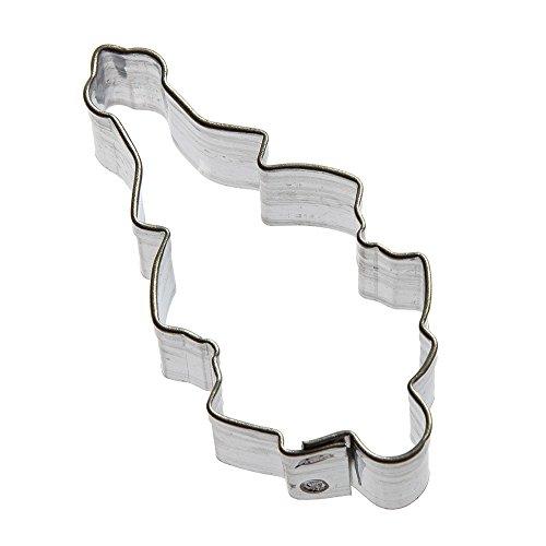 Foose Mini Violin Ornament Cookie Cutter 22 in M161 - Foose Cookie Cutters - US Tin Plate Steel