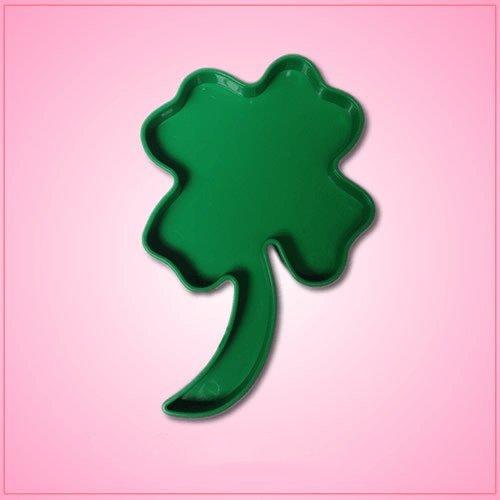 Green Clover Cookie Cutter