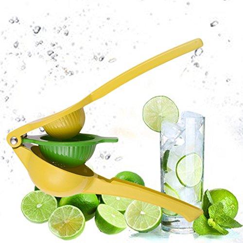 Green Monday Manual Citrus Press Juicer Top Rated Premium Quality Metal Lemon Lime Squeezer