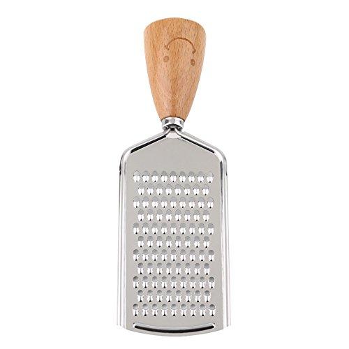 CorcrestTM Lemon Cheese Vegetable Grater Kitchen Handheld Stainless Steel Potato Cutter Slicer