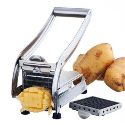 Potato Slicer French Fry Vegetable Cutter Chopper