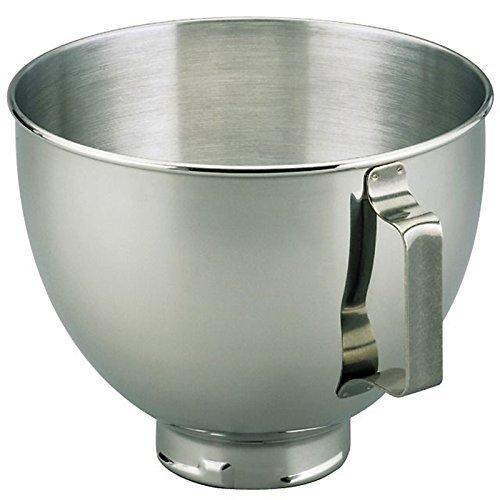 KitchenAid Refurbished K45SBWH 45 Qt SS Mixer Bowl with Handle