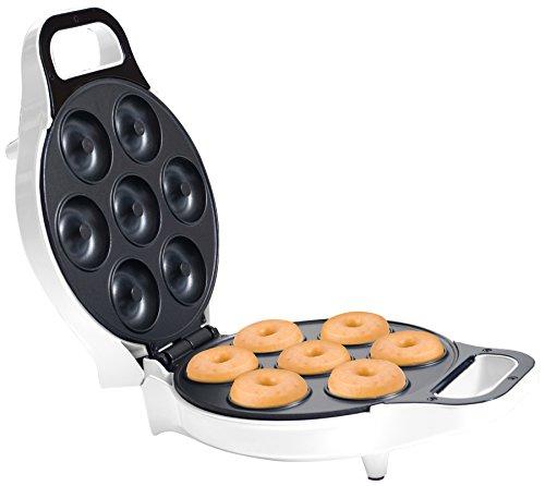 Classic Cuisine 82-KIT1066 Mini Donut Maker White